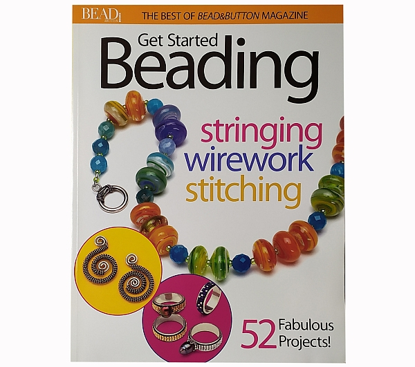 Beading stringing wirework stitching