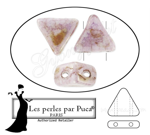 Kheops par Puca 03000/15695 Rose/Gold ceramic look - 30 db