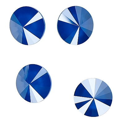 1122 Swarovski rivoli royal blue, 14mm - 1db