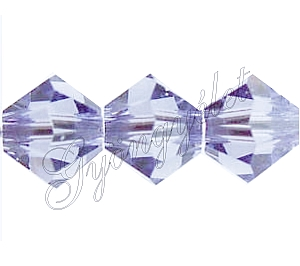 Swarovski Xilion 4mm Light Tanzanite - 1db