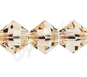 Swarovski Xilion 4mm Silk - 1db