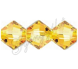 Swarovski Xilion 4mm Sunflower - 1db